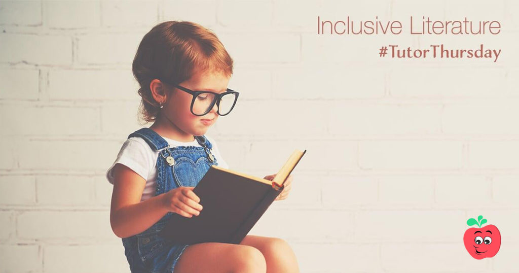 Inclusive Literature - Wisdom Wednesday | Inclusive Literature - LRNG Academy - Shaping Boundless Generations - Online Tutoring | Online Learning | eLearning | Virtual School | Tutoring Service | Virtual Learning