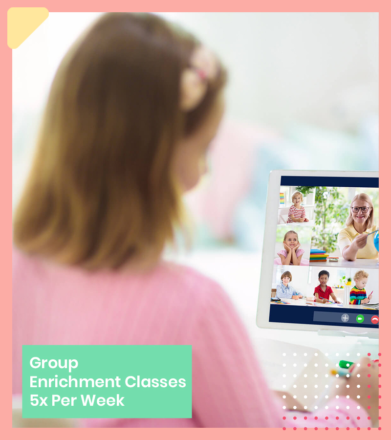 5x group group enrich - Group Classes - LRNG Academy - Shaping Boundless Generations - Online Tutoring | Online Learning | eLearning | Virtual School | Tutoring Service | Virtual Learning