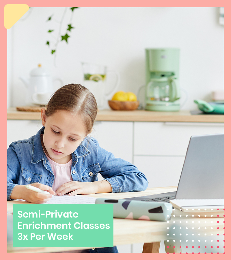 Semi Private - Semi-Private Classes - LRNG Academy - Shaping Boundless Generations - Online Tutoring | Online Learning | eLearning | Virtual School | Tutoring Service | Virtual Learning