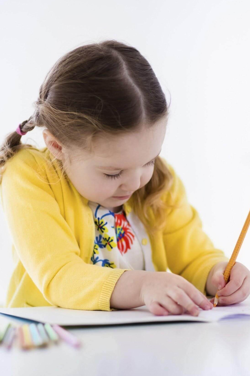 child writing - Spread the Love Through Writing Workshops - LRNG Academy - Shaping Boundless Generations - Online Tutoring | Online Learning | eLearning | Virtual School | Tutoring Service | Virtual Learning